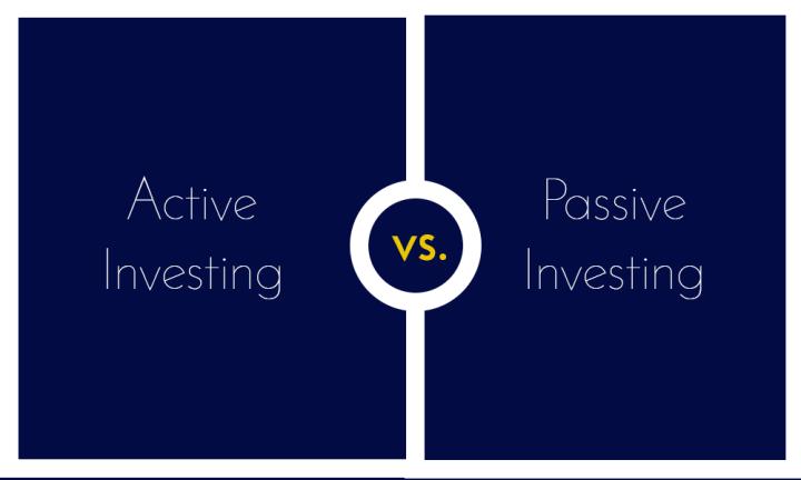 Active vs PassiveInvesting