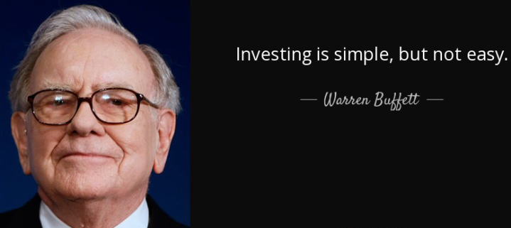 Simple principles for successful investing