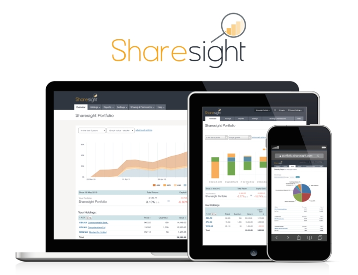 Sharesight: Tracking your Investment Portfolio — a visual walkthrough.